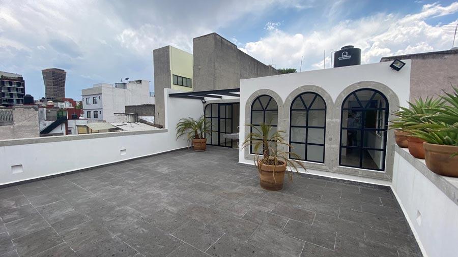 Casa en venta colonia roma